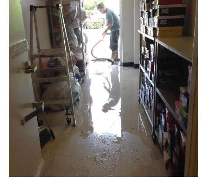 Storm Damage When A Storm Hits - SERVPRO is Ready!