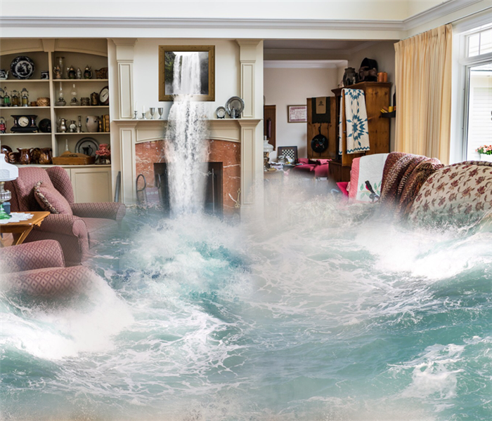 Water Damage What You Can Do After A Water Damage
