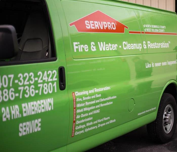 SERVPRO of West Volusia County
